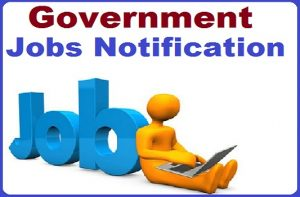 Government jobs notification, Government jobs, Govt jobs notification, govt jobs