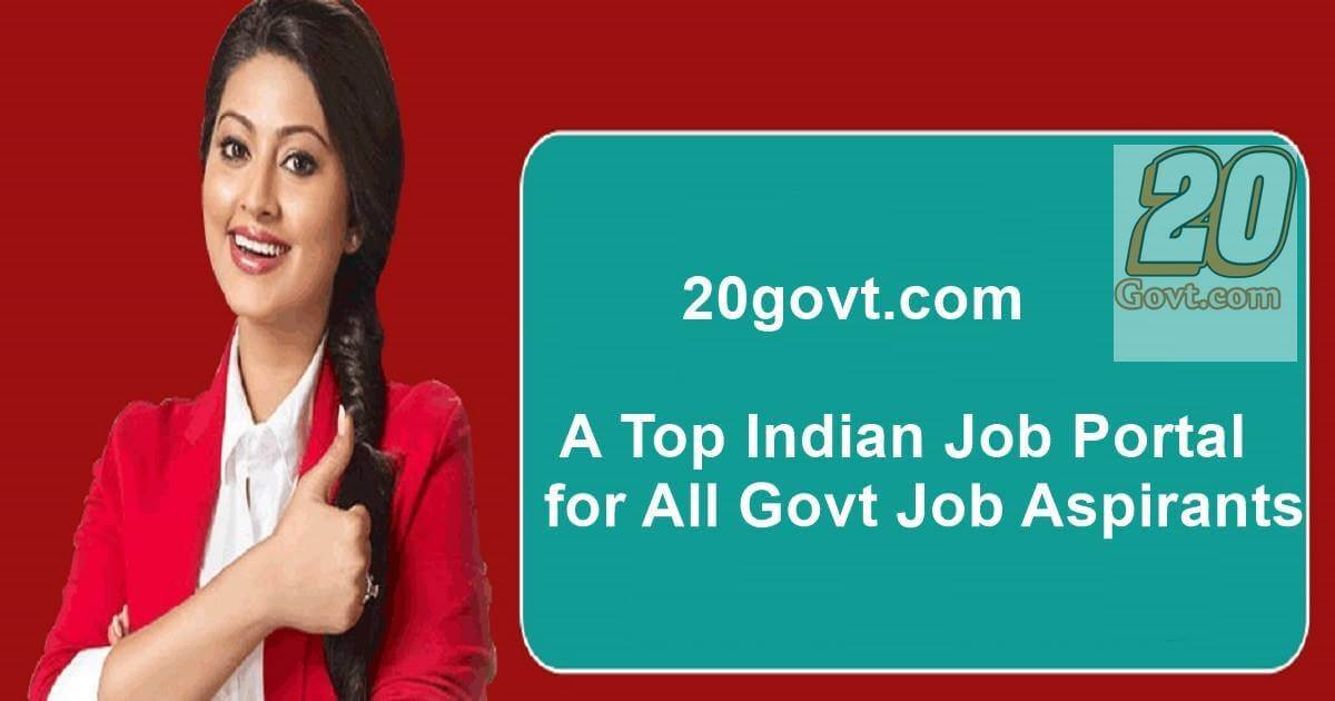 Latest Govt Jobs 2020 – Upcoming Employment News this Week