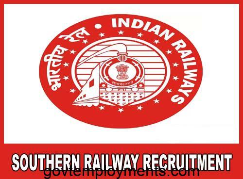 Southern Railway Recruitment 2020, Apply ECG Technician Vacancies @ sr.indianrailways.gov.in