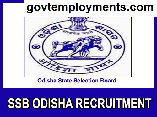 SSB Odisha Recruitment 2020, 171 Assistant & Steno Vacancies, Apply Online @ www.ssbodisha.nic.in