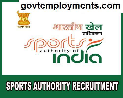 Sports Authority Recruitment 2020, 109 Physiotherapist/ Expert Vacancies @ sportsauthorityofindia.nic.in
