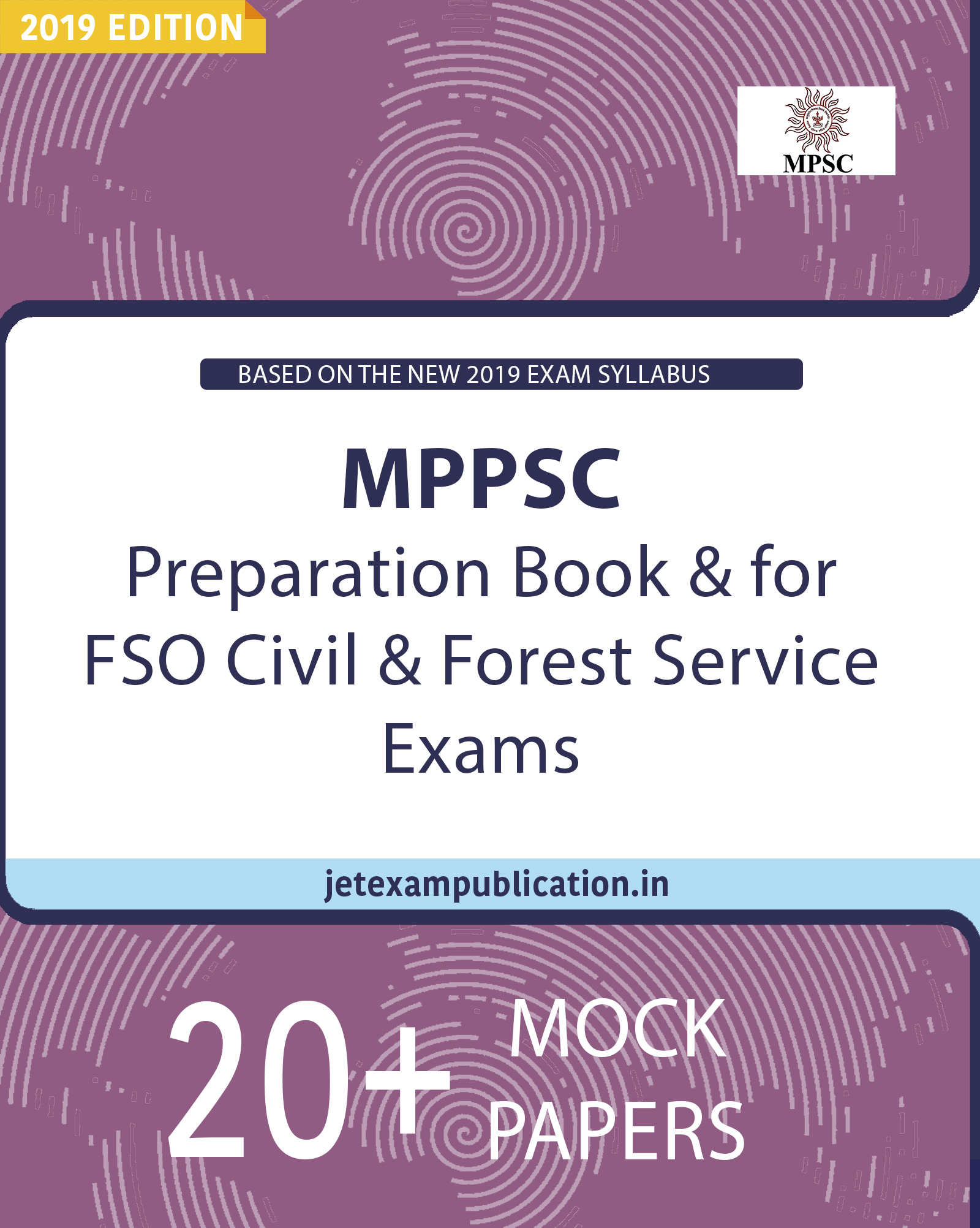 MPPSC Preparation Book & for FSO Civil & Forest Service Exams