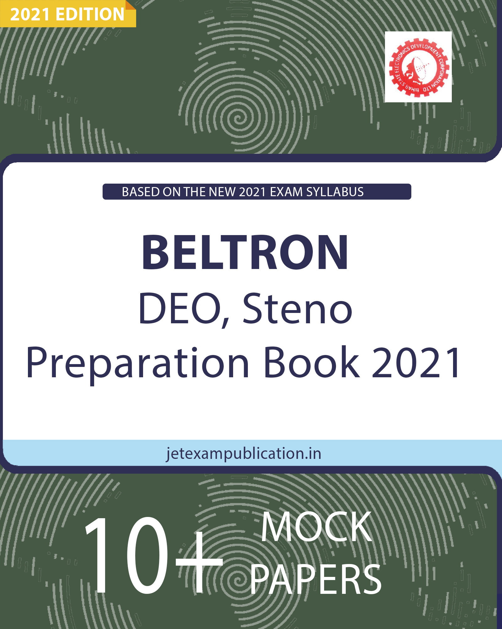 BELTRON DEO, Steno Preparation Book 2021